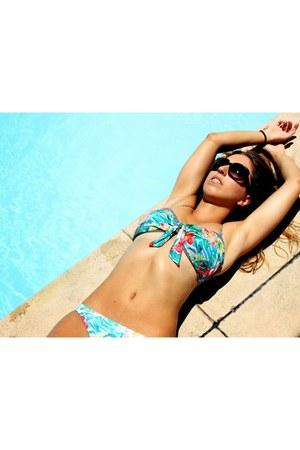 aquamarine rip curl swimwear