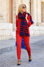 Red-mango-jeans-ruby-red-sfera-sweater