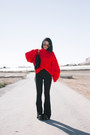 Flyfor-boots-h-m-sweater-lorena-subires-bag-pull-bear-pants