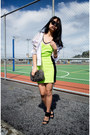 Lime-green-dress-black-alexander-wang-heels