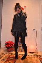 Zara jumper - VJ Style skirt