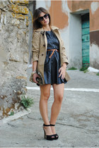 black SUNCHILD dress
