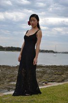 black maxi dress Nookie dress
