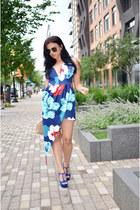 romwe dress - Shoedazzle heels