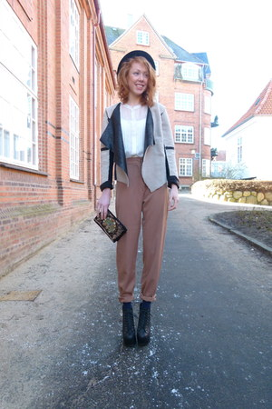 Vintage High Waisted Pants | Chictopia