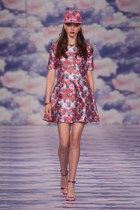 floral House of Holland dress