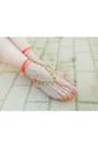 Mashacrochet-sandals