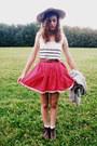 Brown-vintage-boots-light-pink-vintage-purse-white-charlotte-russe-socks
