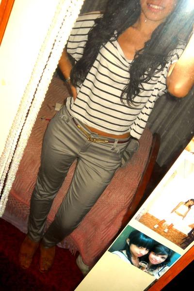 Kimey pants - Venena shoes - Levis belt - Roblas t-shirt