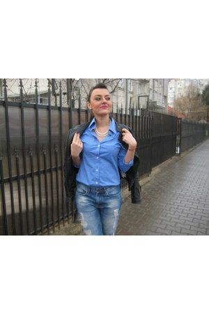 il passo boots - Zara jacket