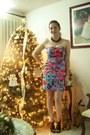 H-m-dress-charlotte-russe-heels