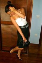 Dolce & Gabbana top - Paul Smith skirt