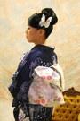 Kimono-dress