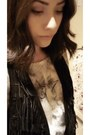 Lush-shirt-fringed-suede-forever-21-vest