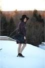 Black-velvet-vintage-boots-purple-babydoll-vintage-dress-black-floppy-uo-hat