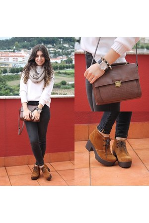 tan inspiration PERSUNMALL scarf