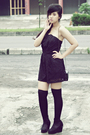 Black-topshop-blazer-black-topshop-suit-black-gift-accessories-black-sox-g