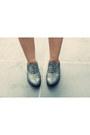 Charcoal-gray-zara-jacket-heather-gray-floral-skater-topshop-dress