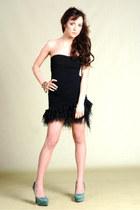 black Lipsy dress