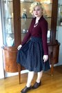 Primark-blouse-h-m-skirt