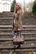 Vila jacket - Glitter bag