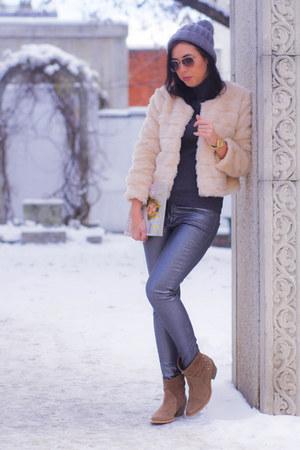 Zara jacket - Zara skirt