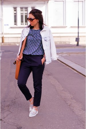 Zara top - Zara pants