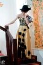 Gold-stefanias-trendy-look-dress