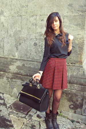 Northland skirt - Rinascimento bag - Northland blouse