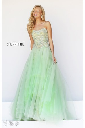 Sherri Hill dress - Sherri Hill dress - Sherri Hill dress - Sherri Hill dress