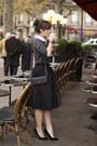 Grey-buckley-k-sweater-black-kate-lee-bag-black-bliss-tulle-skirt