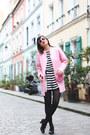 Bubble-gum-pink-asap-paris-coat