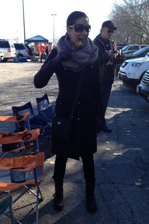8r engineer Frye boots - Forever 21 coat - jerri skinny William Rast jeans