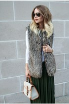 Fall Lengths & Faux Fur
