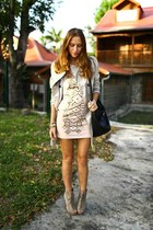 AXPAris dress - Zara jacket