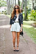 asos jacket - Zara shorts