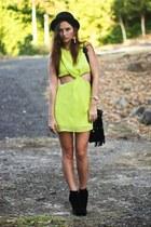 nastygal bag - RARE dress