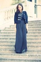 Queens Wardrobe jacket - Zara panties