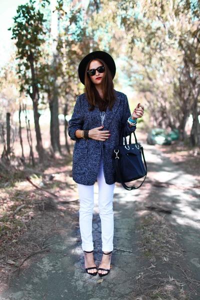 Mango coat - Mango jeans
