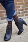 Black-glossy-ankle-urbanog-boots-black-jollychic-coat-brick-red-oasap-scarf
