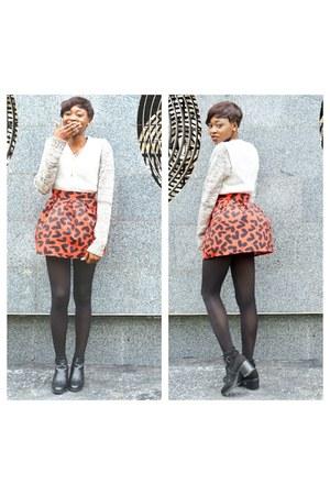 Rosegal skirt - skirt - chartreuse skirt