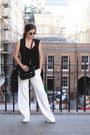 White-reiss-pants