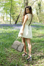Ivory-hedonia-dress-heather-gray-florian-london-bag