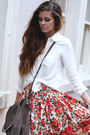 Off-white-baukjen-shirt-brown-next-bag-red-boohoo-skirt