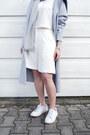 Heather-gray-just-female-coat-silver-jessica-buurman-coat