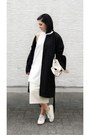 White-zara-shoes-black-whiite-via-garmentory-coat-white-zara-bag