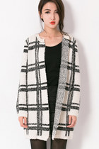 Stand-out Open front Cardigan