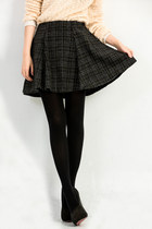Woolen Highwaisted Skirt