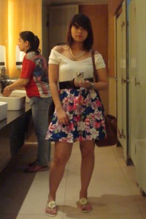 mondi new york accessories - bangkok dress - accessories - Chanel shoes