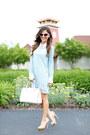 Light-blue-shopbop-dress-light-pink-kate-spade-bag